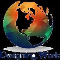Designing World logo