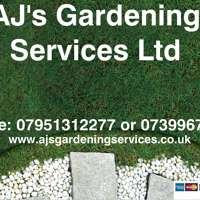 AJ'S GARDENING SERVICES LTD