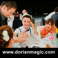 DORIAN - Magician logo