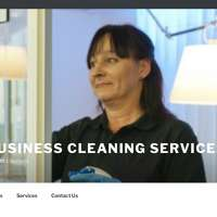 the business cleaning services