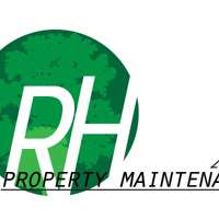 RH PROPERTY MAINTENANCE AND GARDEN SERVICE  logo