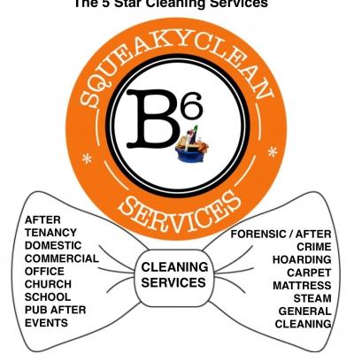 B6 Squeaky Clean Ltd