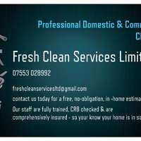 fresh clean services limited