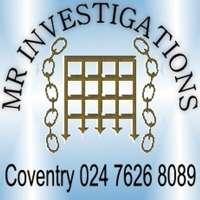 M.R.Investigations logo