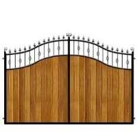Perimeter Gate & Railing
