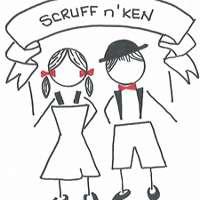 Scruff n' Ken  logo