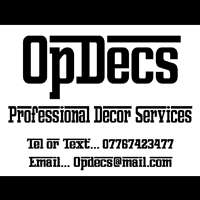 OpDecs - Professional Decor Services