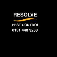 Resolve pest control logo