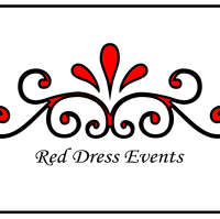 Red Dress Events logo