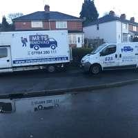 MR T's Man & Van logo