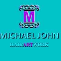 Michael John hairartwork logo