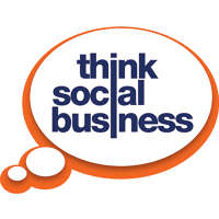 Think Social Business logo