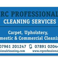 RC Professional Cleaning Services