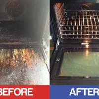 JG Oven Clean