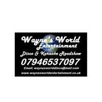 Wayne's World Entertainment logo