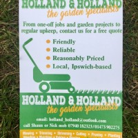 Holland & Holland Gardening Services