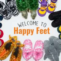 Buy Happy Feet logo