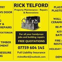 Rick Telford Property Maintenance
