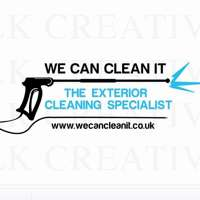 We can clean it