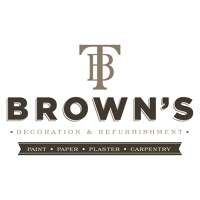 Brown's Decor and refurb