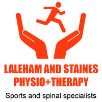 Laleham and Staines Physio logo