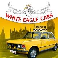 White Eagle Cars logo