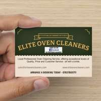 Elite Oven Cleaners
