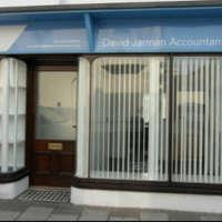 David Jarman Accountants  logo