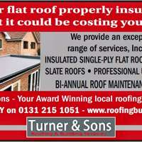 D.Turner & sons roofing & building services