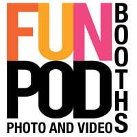 Fun Pod Photobooths logo