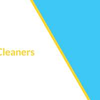 Gleaming cleaners