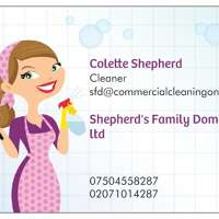 Shepherd's Family Domestic ldt