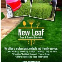 New leaf tree and garden services ltd