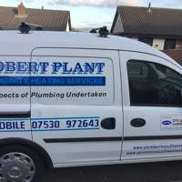 Robert plant plumbing heating services