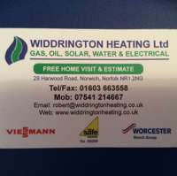 Widdrington heating ltd