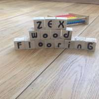 ZeX  wood flooring