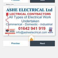 ashe electrical