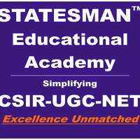 Statesman Aademy UGC NET Coaching in Chandigarh
