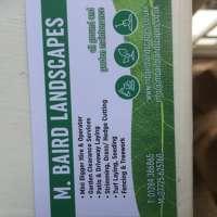 M Baird Landscape & Garden Services