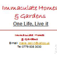 Immaculate Homes & Gardens