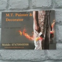 M.T Painting and decorating