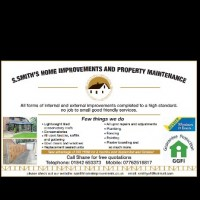 S.smith's home improvements and property maintenance