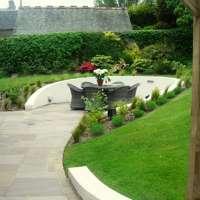 Motif Garden Design