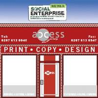 Access Print Copy and Design