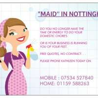 Maid In Nottingham