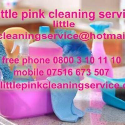 littlepinkcleaningservice.co.uk