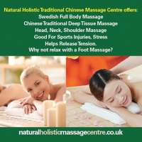 Natural Holistic Chinese Massage Centre