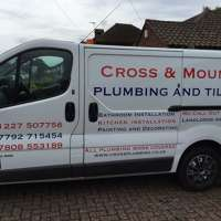 Cross plumbing