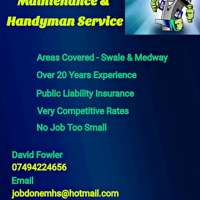 Job Done Maintenance & Handyman Service