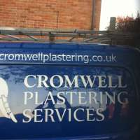 Cromwell plastering